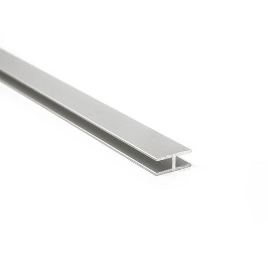 Aluco välilista 16mm alumiini