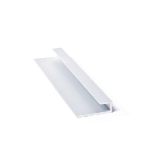 aluco päätylista alumiini